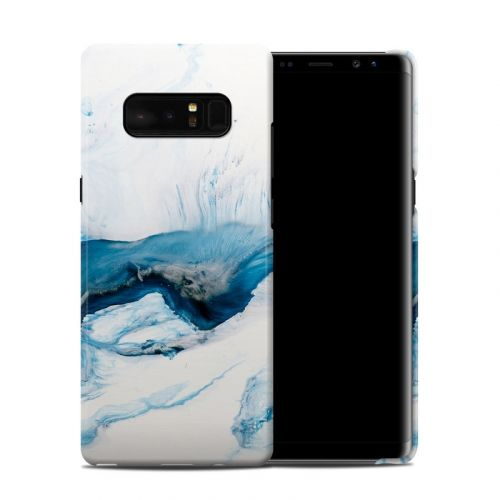 Polar Marble Samsung Galaxy Note 8 Clip Case