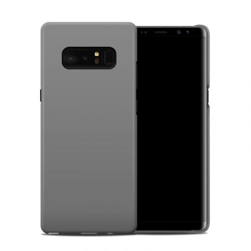 Solid State Grey Samsung Galaxy Note 8 Clip Case
