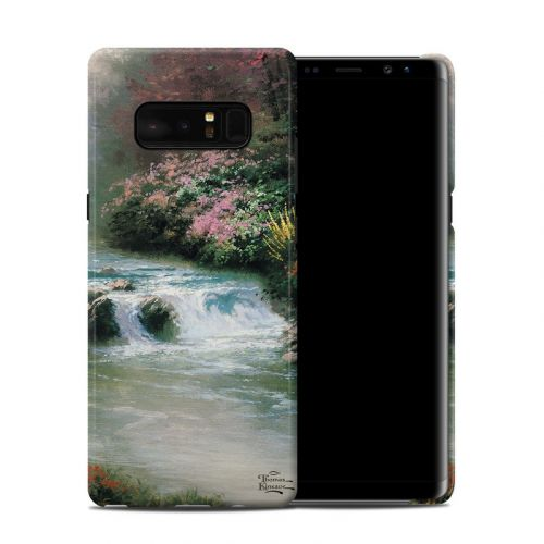 Beside Still Waters Galaxy Note 8 Clip Case