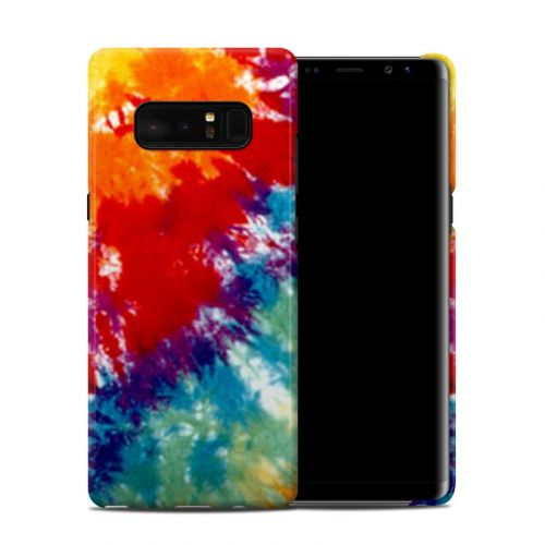 Tie Dyed Samsung Galaxy Note 8 Clip Case