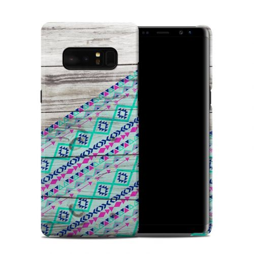 Traveler Samsung Galaxy Note 8 Clip Case