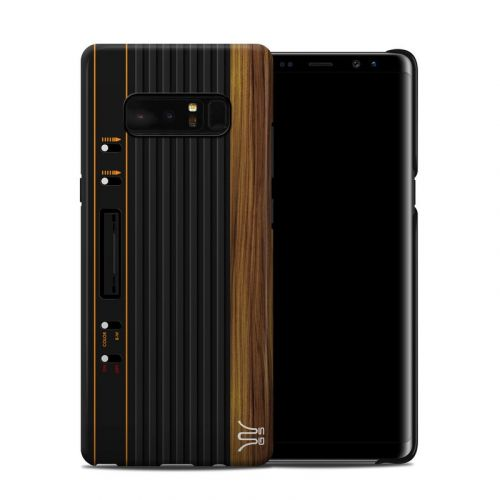 Wooden Gaming System Samsung Galaxy Note 8 Clip Case
