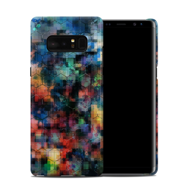 Circuit Breaker Samsung Galaxy Note 8 Clip Case