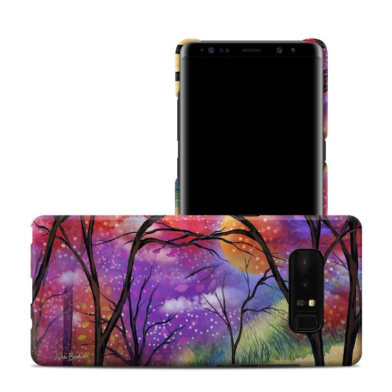 Moon Meadow Galaxy Note 8 Clip Case