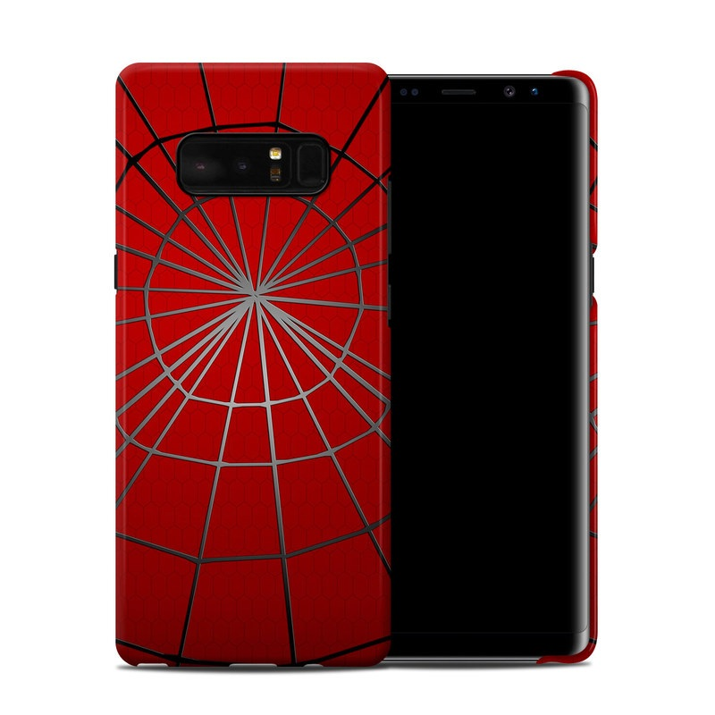 Webslinger Samsung Galaxy Note 8 Clip Case