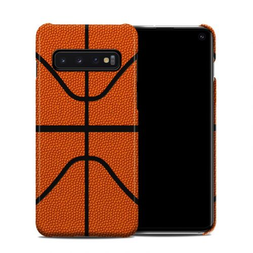 Basketball Samsung Galaxy S10 Clip Case