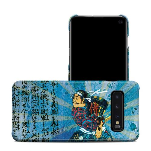 Samurai Honor Samsung Galaxy S10 Clip Case