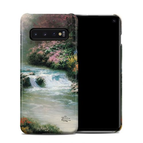 Beside Still Waters Samsung Galaxy S10 Clip Case
