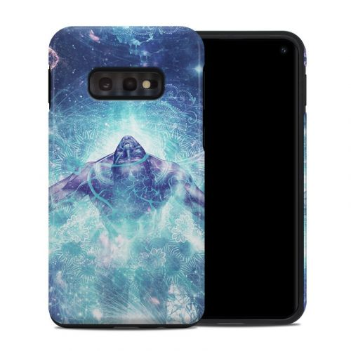 Become Something Samsung Galaxy S10e Hybrid Case