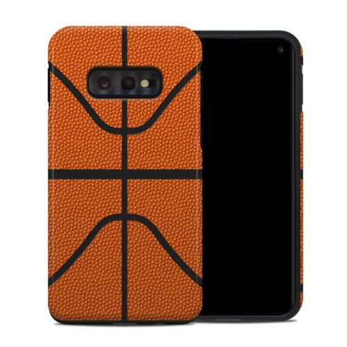 Basketball Samsung Galaxy S10e Hybrid Case