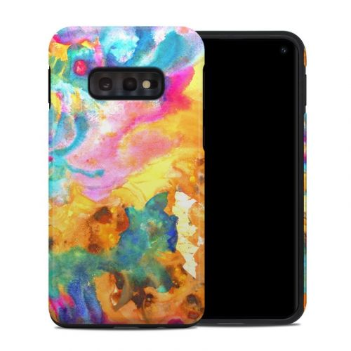 Dawn Dance Samsung Galaxy S10e Hybrid Case
