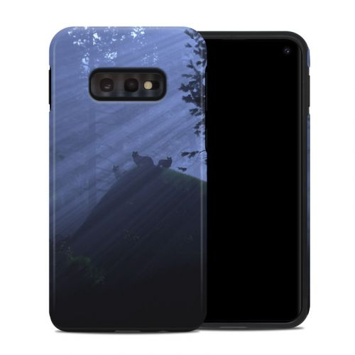 Night Children Samsung Galaxy S10e Hybrid Case