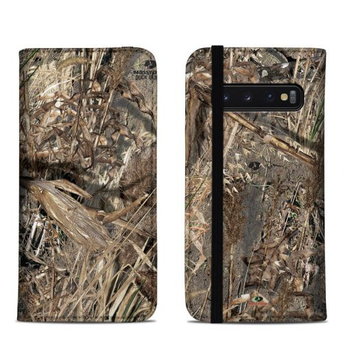 Duck Blind Samsung Galaxy S10 Folio Case