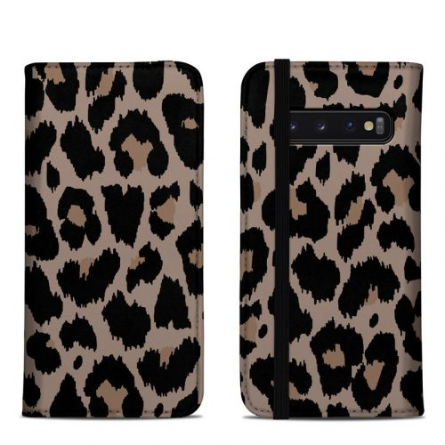 Untamed Samsung Galaxy S10 Folio Case