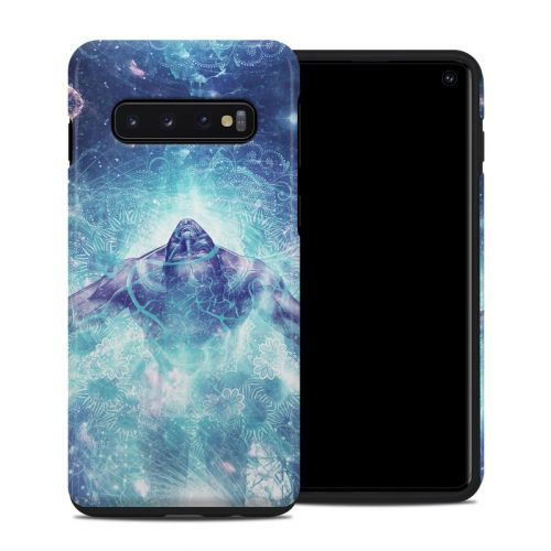 Become Something Samsung Galaxy S10 Hybrid Case