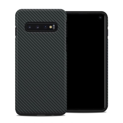 Carbon Samsung Galaxy S10 Hybrid Case