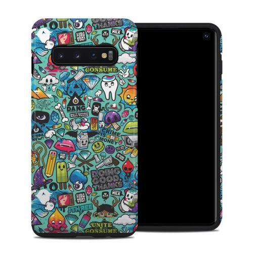 Jewel Thief Samsung Galaxy S10 Hybrid Case