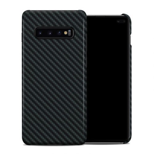 Carbon Samsung Galaxy S10 Plus Clip Case