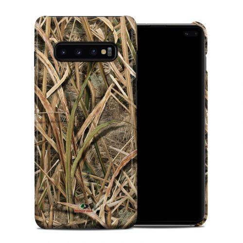 Shadow Grass Blades Samsung Galaxy S10 Plus Clip Case