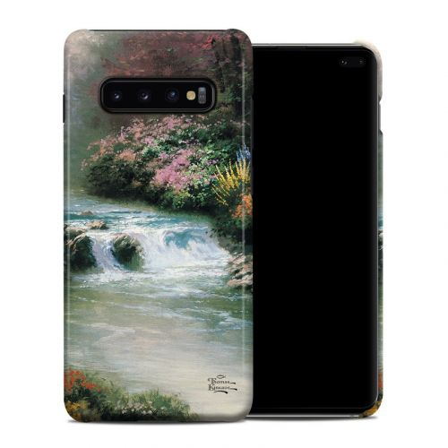 Beside Still Waters Samsung Galaxy S10 Plus Clip Case