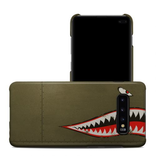 USAF Shark Samsung Galaxy S10 Plus Clip Case