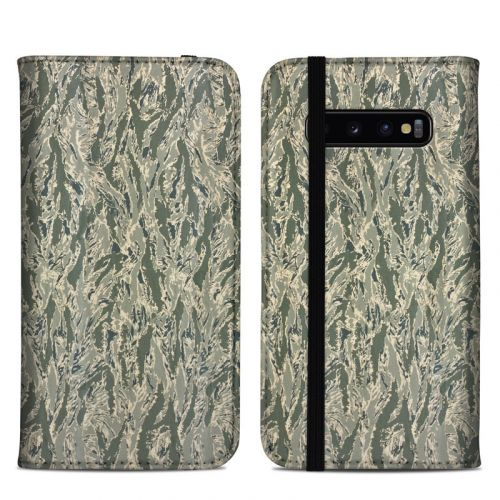 ABU Camo Samsung Galaxy S10 Plus Folio Case