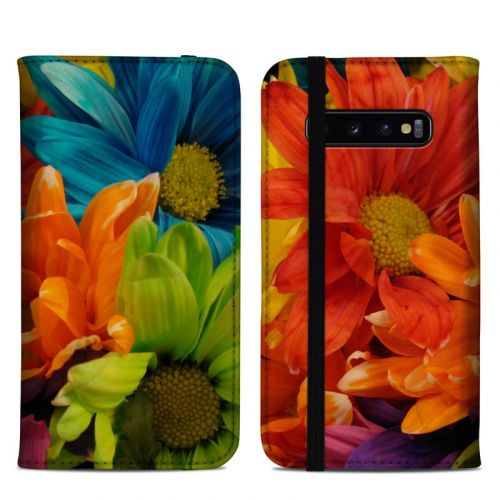 Colours Samsung Galaxy S10 Plus Folio Case