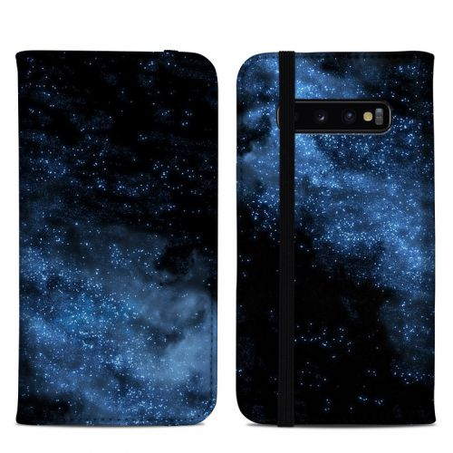 Milky Way Samsung Galaxy S10 Plus Folio Case