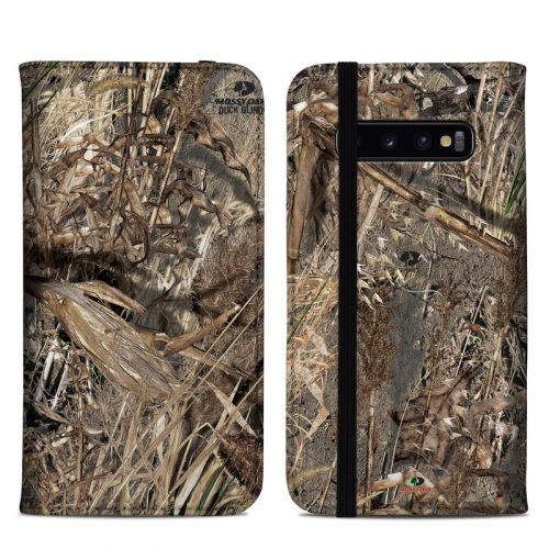 Duck Blind Samsung Galaxy S10 Plus Folio Case