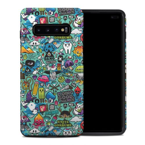 Jewel Thief Samsung Galaxy S10 Plus Hybrid Case