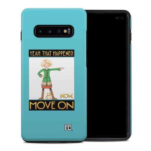 Move On Samsung Galaxy S10 Plus Hybrid Case