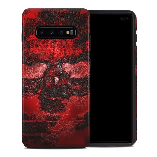 War II Samsung Galaxy S10 Plus Hybrid Case