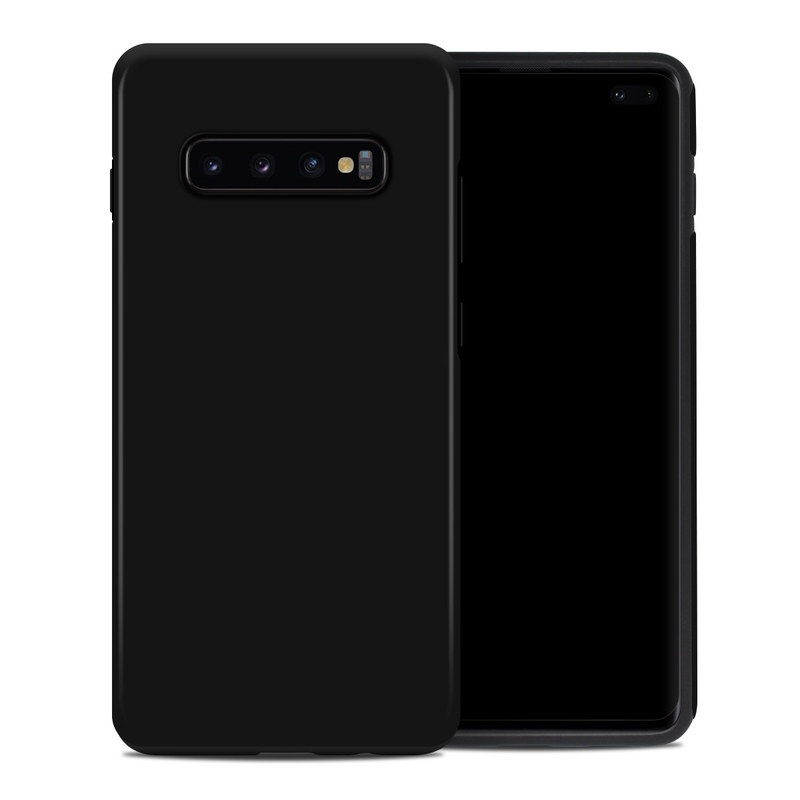 Samsung Galaxy S10 Plus Hybrid Case design of Black, Darkness, White, Sky, Light, Red, Text, Brown, Font, Atmosphere with black colors