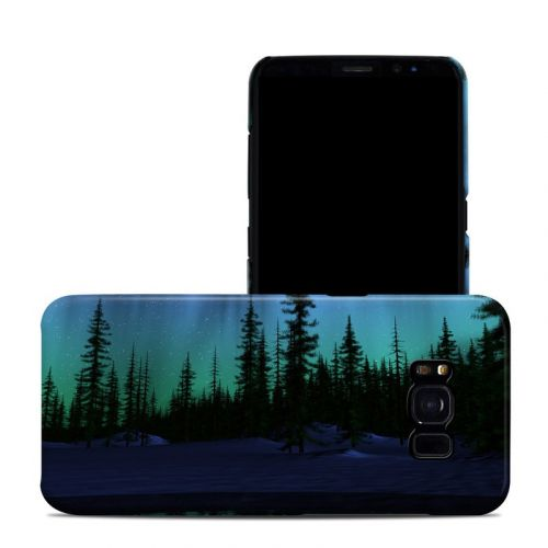 Aurora Galaxy S8 Clip Case