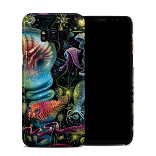 Creatures Galaxy S8 Clip Case
