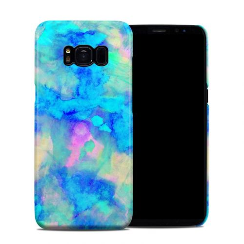 Electrify Ice Blue Samsung Galaxy S8 Clip Case