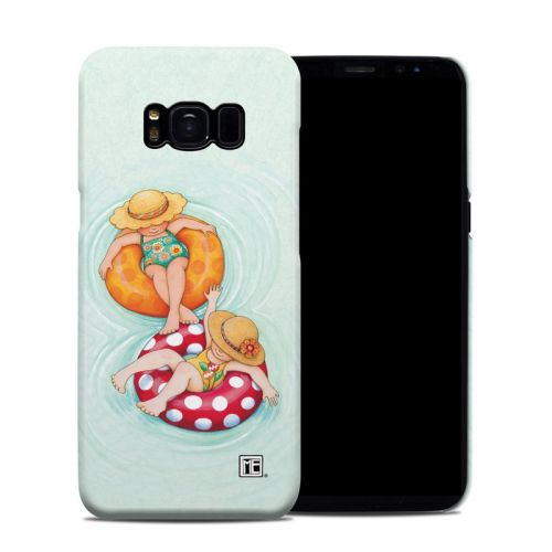 Inner Tube Girls Galaxy S8 Clip Case