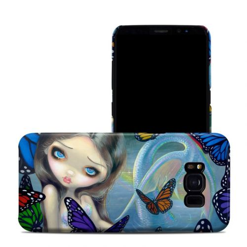 Mermaid Galaxy S8 Clip Case