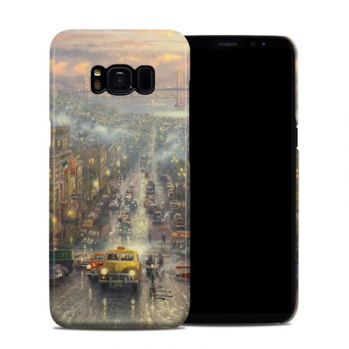 Heart of San Francisco Galaxy S8 Clip Case