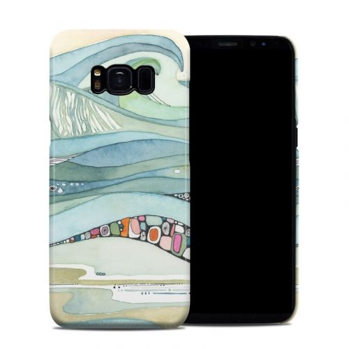 Sea of Love Samsung Galaxy S8 Clip Case