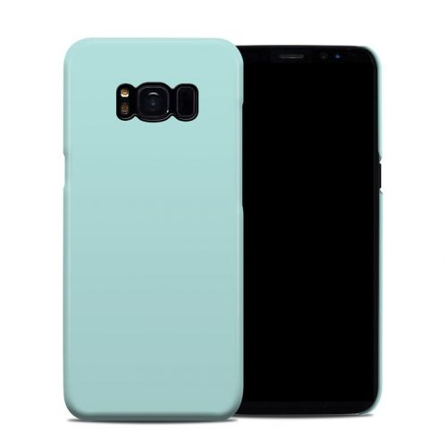 Solid State Mint Samsung Galaxy S8 Clip Case