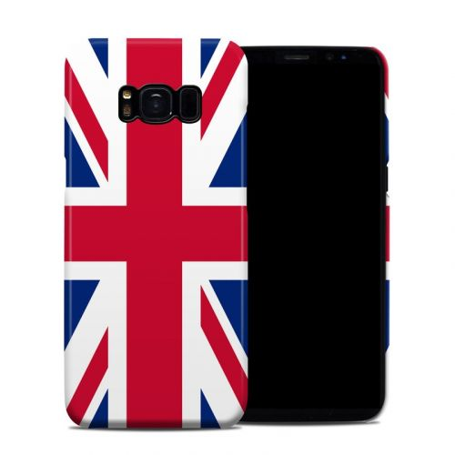 Union Jack Galaxy S8 Clip Case
