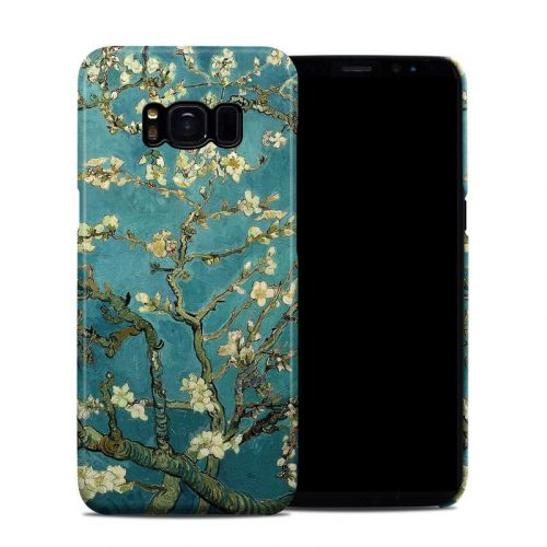 Blossoming Almond Tree Samsung Galaxy S8 Clip Case