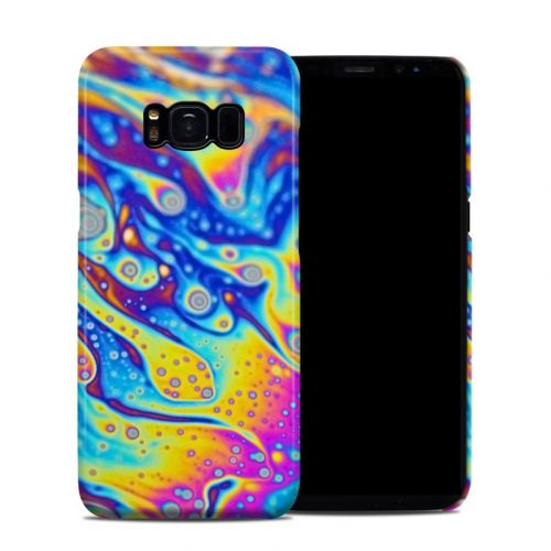 World of Soap Samsung Galaxy S8 Clip Case