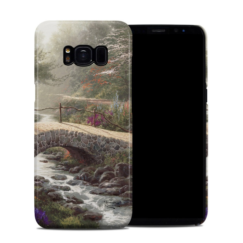 Bridge of Faith Samsung Galaxy S8 Clip Case