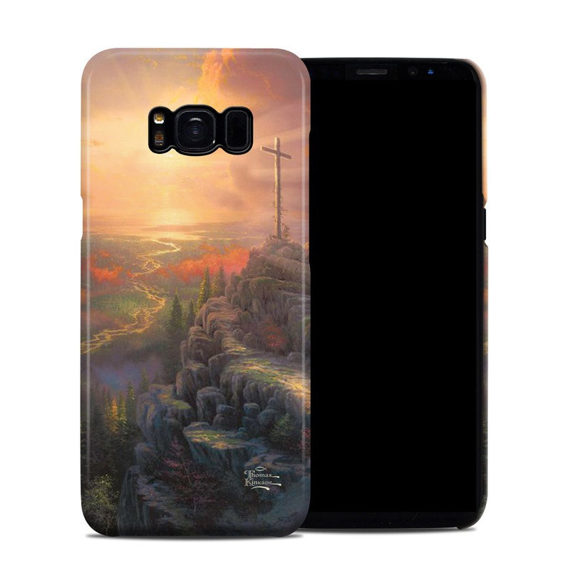 The Cross Galaxy S8 Clip Case