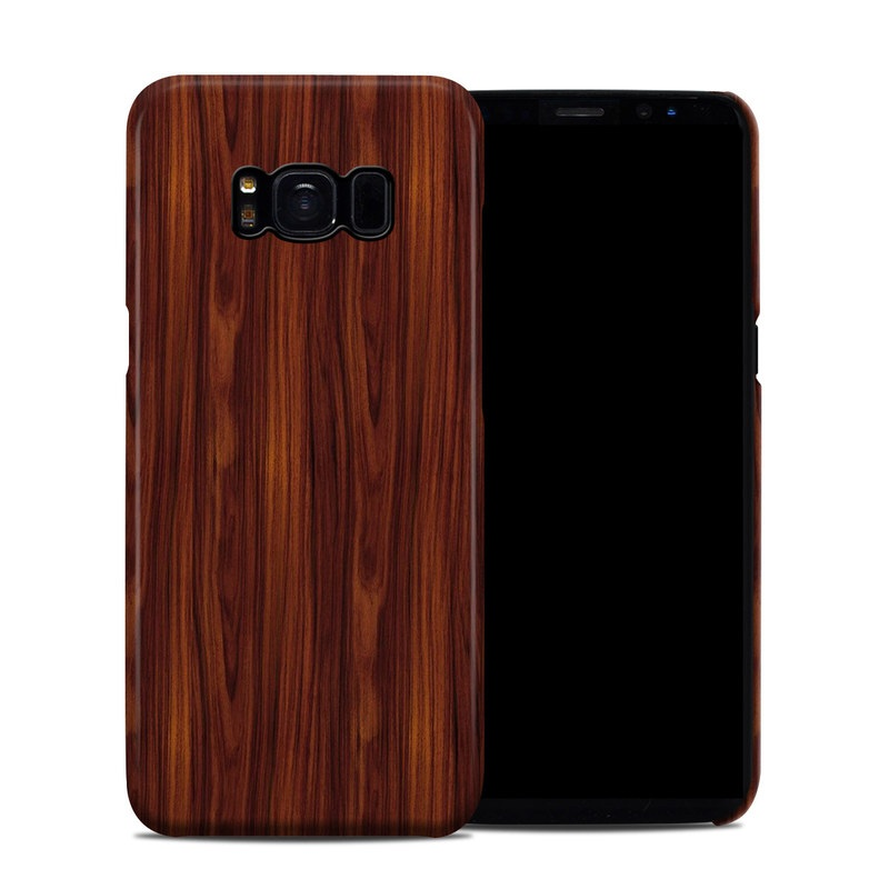 Samsung Galaxy S8 Clip Case design of Wood, Red, Brown, Hardwood, Wood flooring, Wood stain, Caramel color, Laminate flooring, Flooring, Varnish with black, red colors