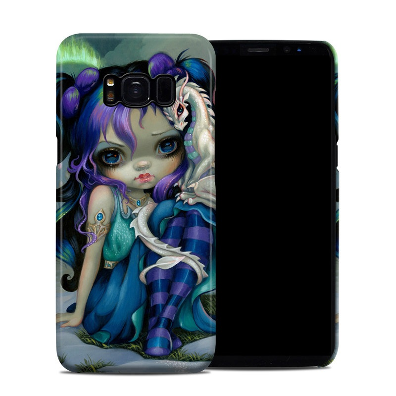 Frost Dragonling Samsung Galaxy S8 Clip Case