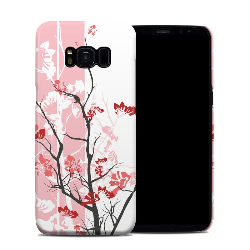 Pink Tranquility Galaxy S8 Clip Case