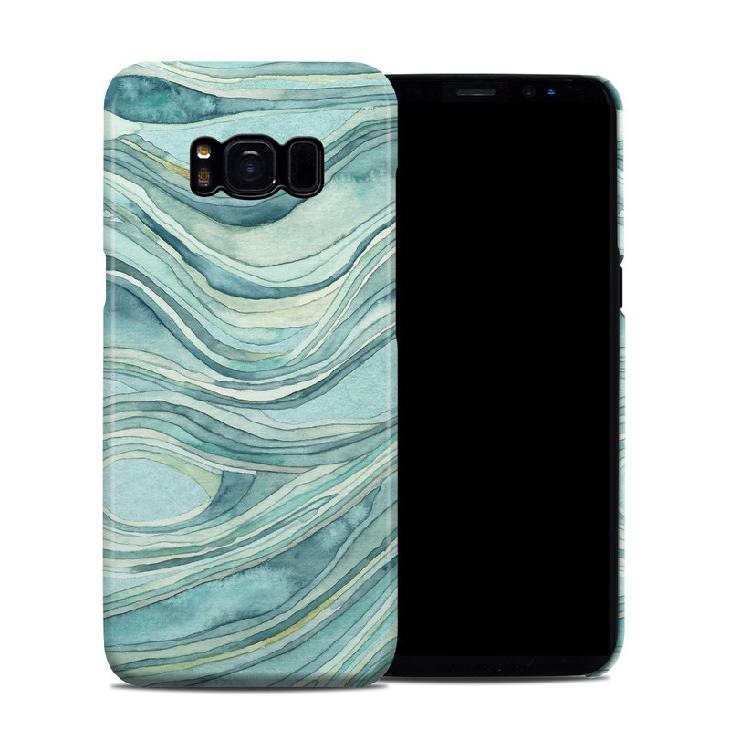 Waves Galaxy S8 Clip Case